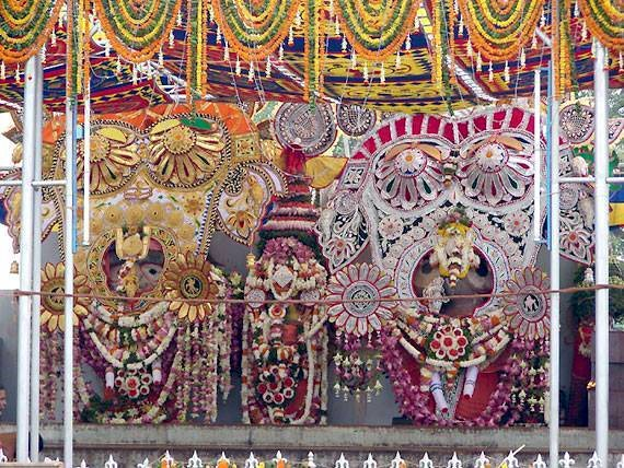Lord Jagannath Gaja Besha on Deba Snanna Purnima