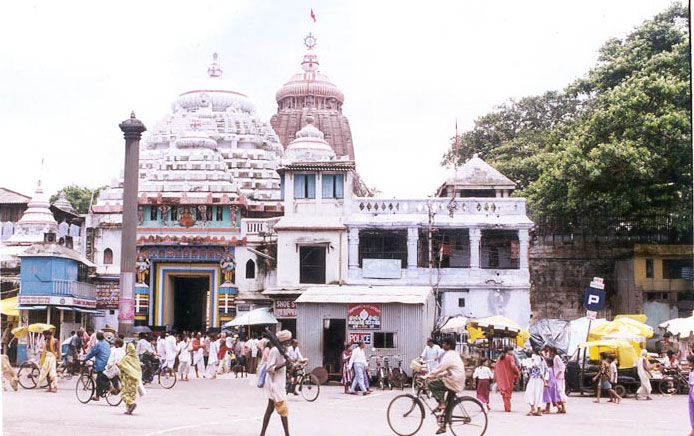 Lord Jagannath Temple, Puri, Odisha