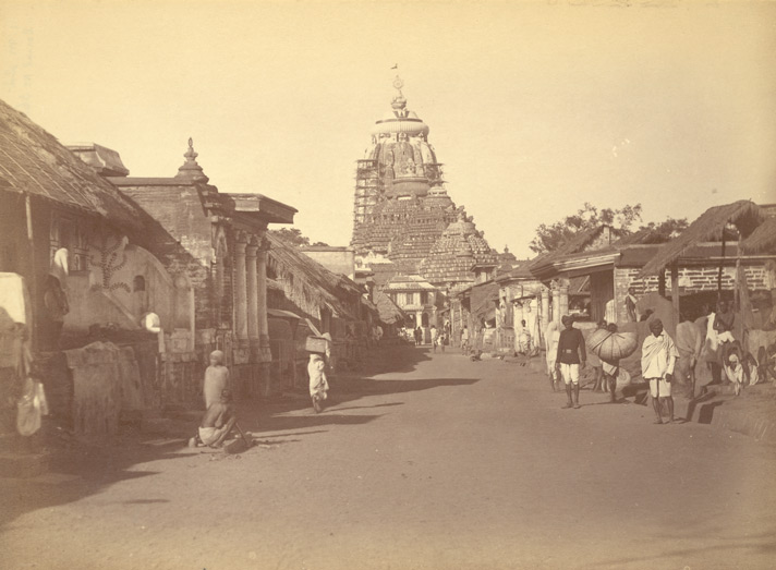 Old Jagannath Temple | Lord Jagannath